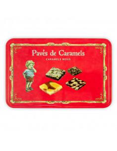 Caramels assortis - Boite...