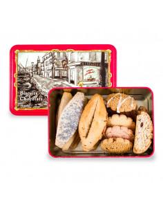 Biscuits assortis - Boite...