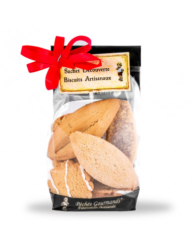Biscuits assortis - Sachet 300 g