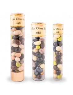 Olives en Chocolat - Tube