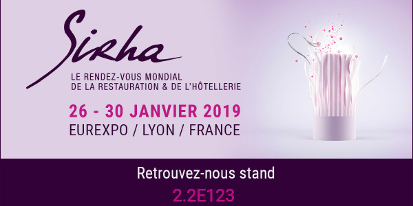 Participation au Salon Sihra