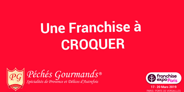 Participation au Salon Franchise Expo Paris